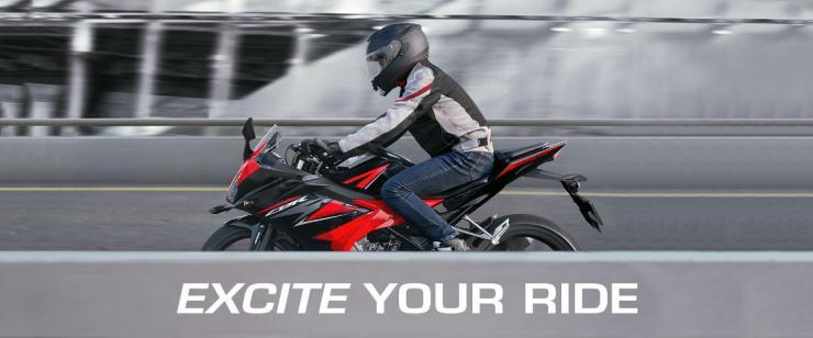 Motor Honda CBR150R ABS 2019