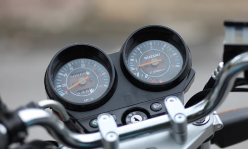 Suzuki HJ125 2019 đồng hồ