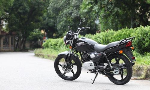 Xe con tay Suzuki HJ125 2019