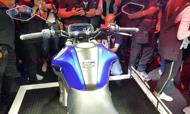 Bình xăng Yamaha MT-15 2019