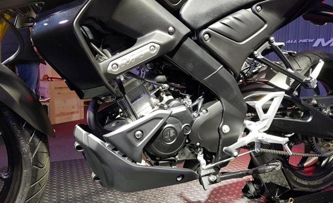 Động cơ Yamaha MT-15 2019
