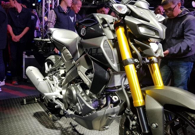 Giảm xóc trước Yamaha MT-15 2019