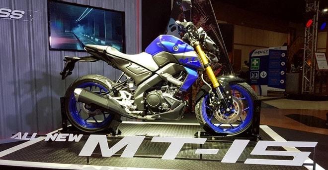 Yamaha MT-15 2019 có 4 màu