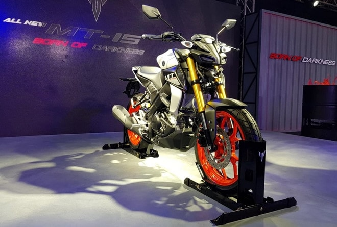 Yamaha MT15 2019