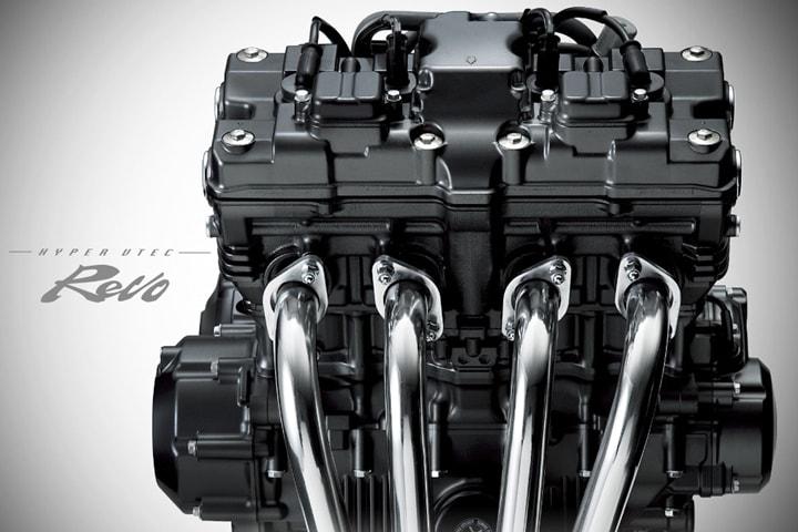 Động cơ Honda CB400 SF 2019
