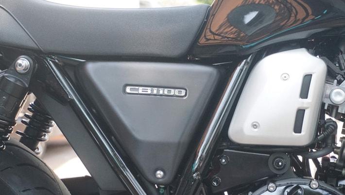 Tem Honda CB1100 RS 2109