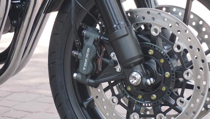 Phanh trước Honda CB1100 RS 2109