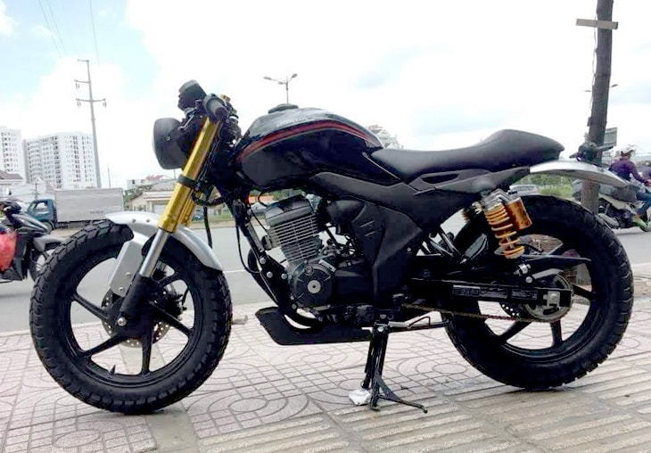 Honda CB150 Verza Cafe Racer