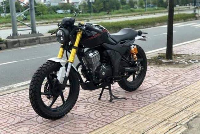 Honda CB150 Verza Do Cafe Racer
