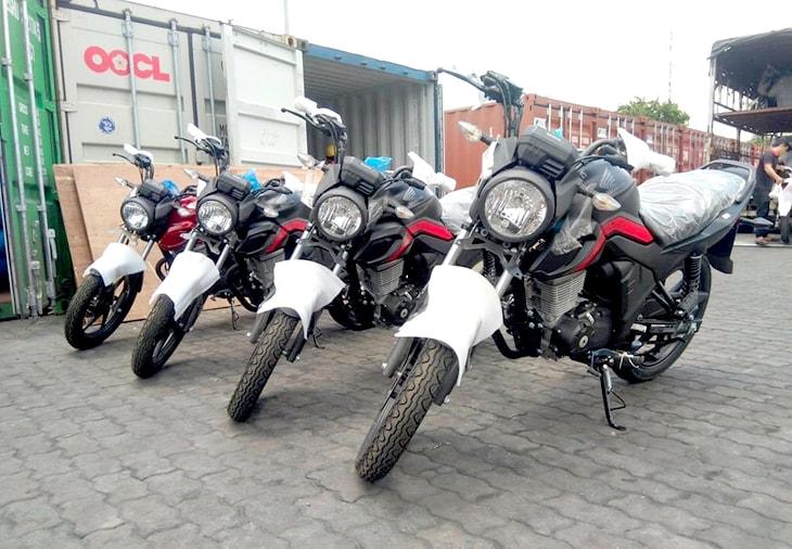 Honda CB150 Verza 2019 nhap khau