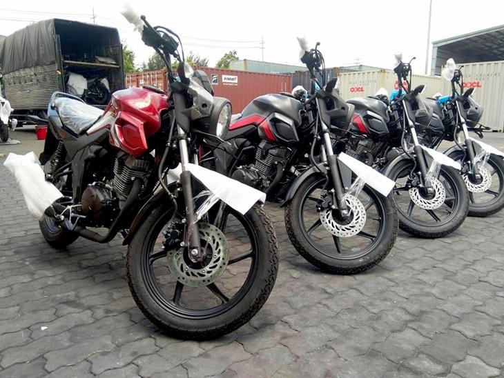 Honda CB150 Verza 2019 Thưởng Motor
