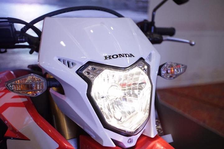 Honda CRF150L2019 đèn pha