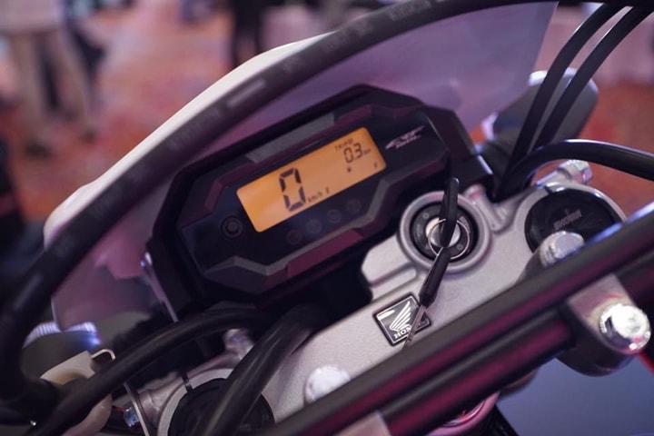 Honda CRF150L2019 đồng hồ