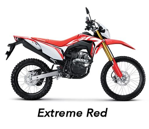 Honda CRF150L 2019 đỏ trắng