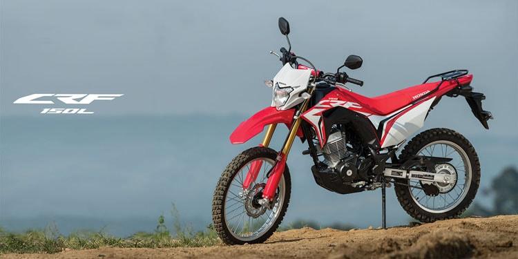Honda CRF150L2019 dáng thể thao
