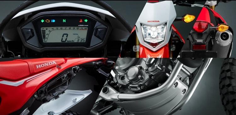 Honda CRF150L2019