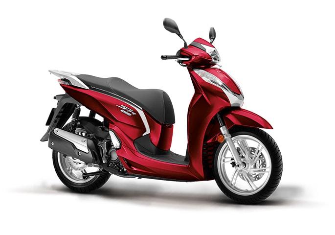 Honda SH300i 2019 đỏ đen