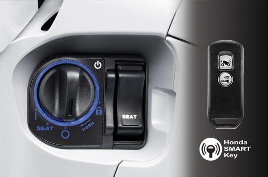 Honda SH300i 2019 khóa Smart Key