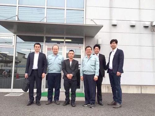 Thưởng Motor hợp tác với Hatoya