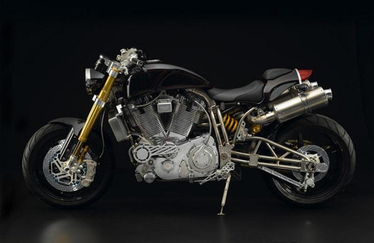 Ecosse Moto Works Founder's Edition Titanium XX