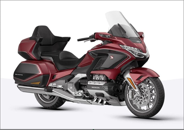 Honda Goldwing Tour Airbag DCT 2019