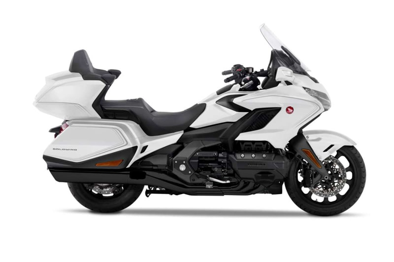 Honda Gold wing 2020 white
