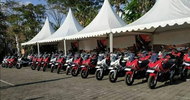 Honda ADV 150 2019 Thưởng Motor