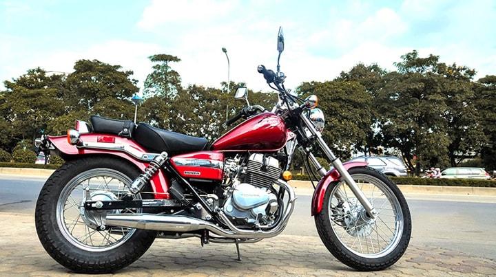 Honda Rebel 250 2016