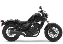 Honda Rebel 250 2017