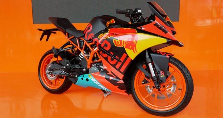Xe KTM RC200 2019