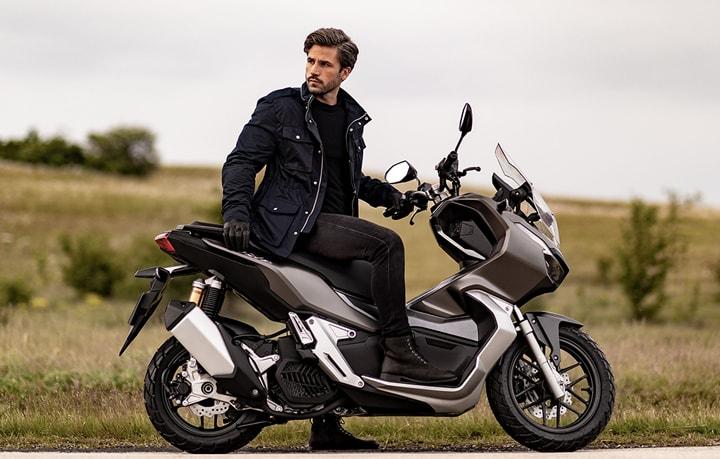 Thiết kế Honda ADV 150 2019