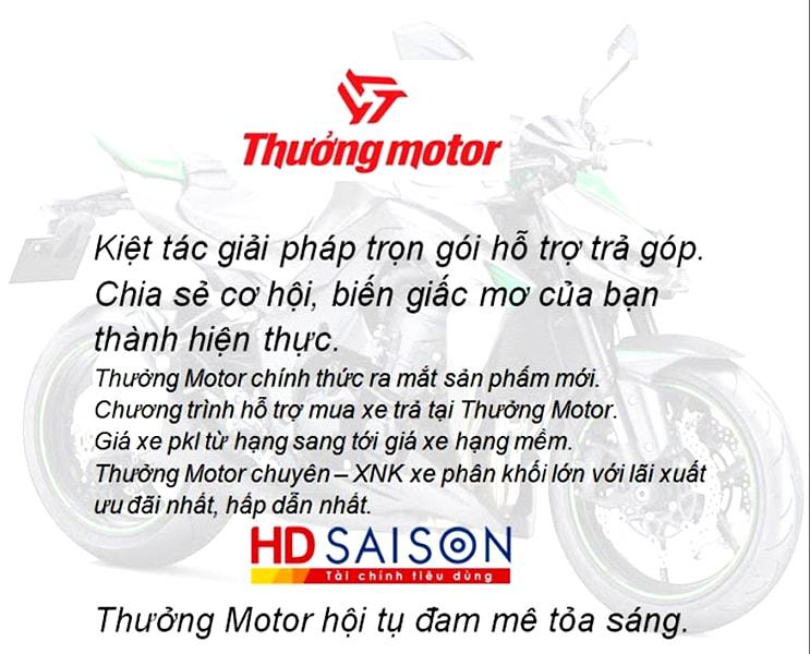 Thưởng Motor liên kết HD Sai Son