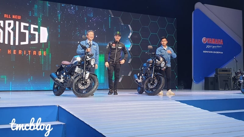 Ra mắt Yamaha XSR 155 2020