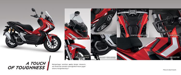 Tong quan Honda ADV 150 2019