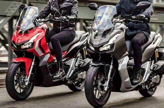 Trang bị Honda ADV 150 2019