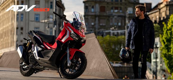 Vận hành Honda ADV 150 2019
