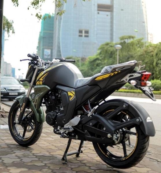 Yamaha FZS V2.0 2019
