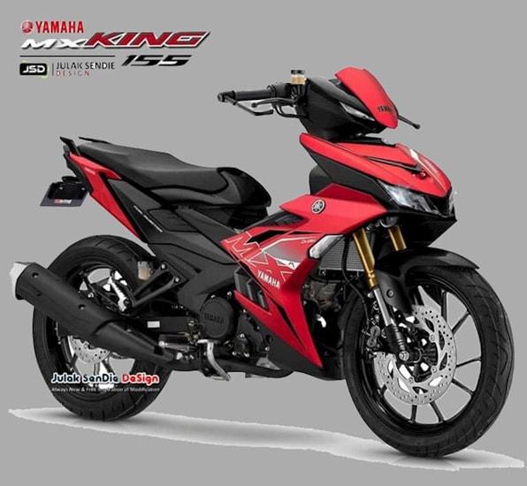 Yamaha MX King 155 2019