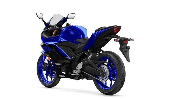Thiết kế Yamaha YZF R250 2019