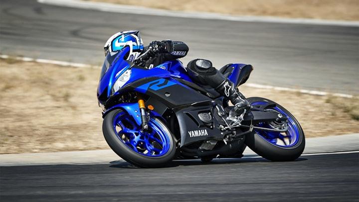 Động cơ Yamaha YZF R25 2019
