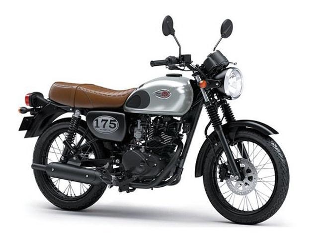 Kawasaki W175 2019 bac