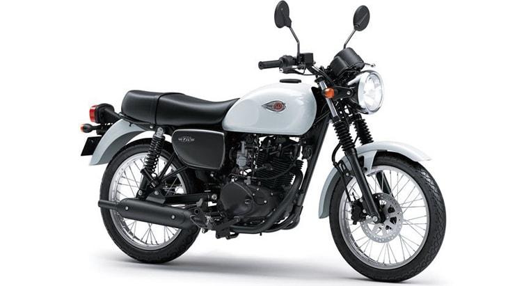 Kawasaki W175 2019
