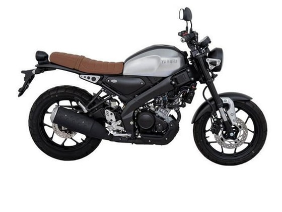 Yamaha XSR 155 2020
