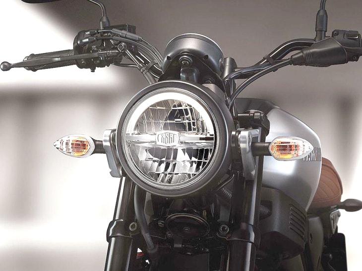 Den pha Yamaha XSR 155 2020
