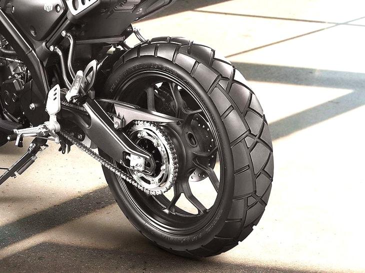 Banh sau Yamaha XSR 155 2020