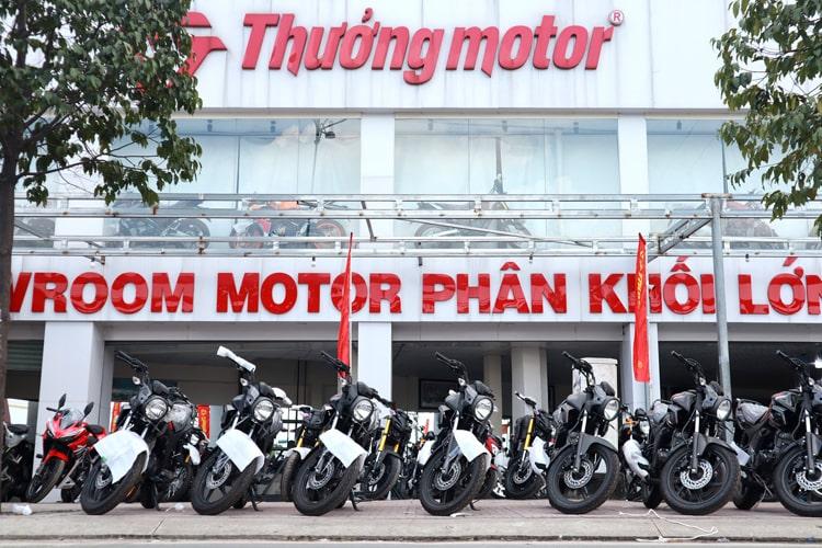 Lô hàng Honda CB150 Verza 2019