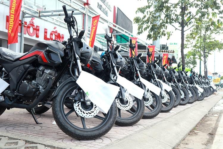 Honda CB150 Verza 2019 về Thưởng Motor số lượng lớn