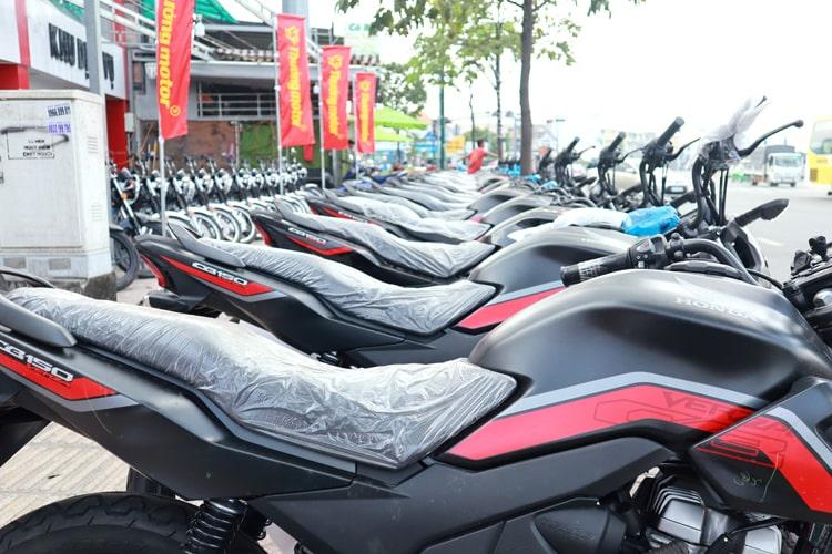 Dàn Honda CB150 Verza 2019 về Thưởng Motor