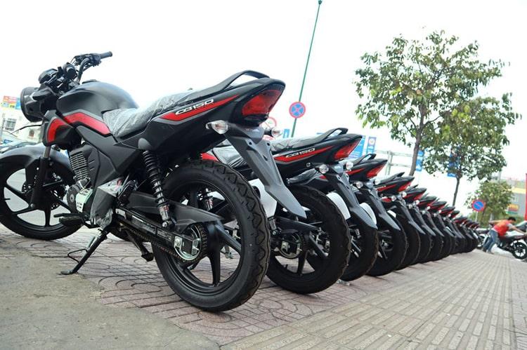 Honda CB150 Verza 2019 đổ bộ Thưởng Motor