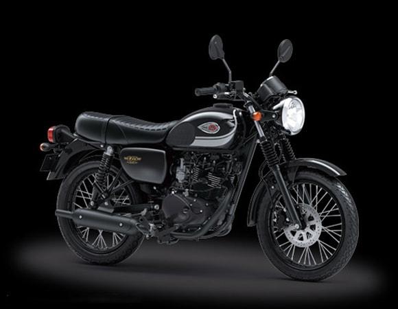 Kawasaki W175 SE 2019 Black